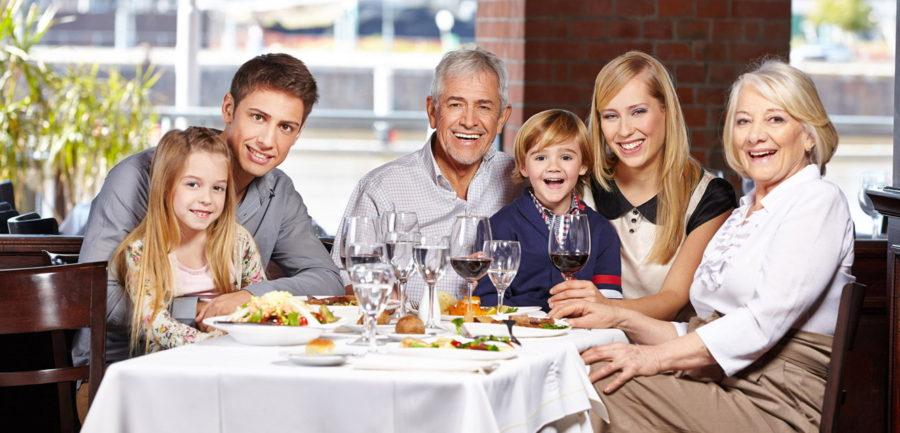 Специальные предложения: для заботливых детей, влюбленных пар и веселых компаний!